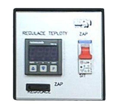 Regulátor teploty topení